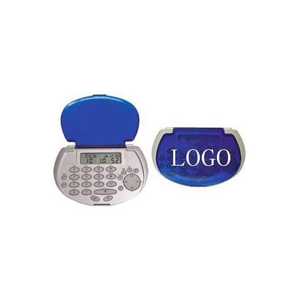 Classic Calculator with Lip