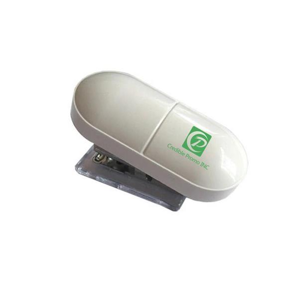 Pill Shape Stapler Custom Shape Custom Color