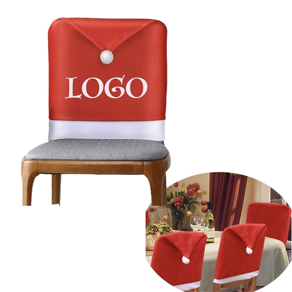 Custom Christmas Chair Cover