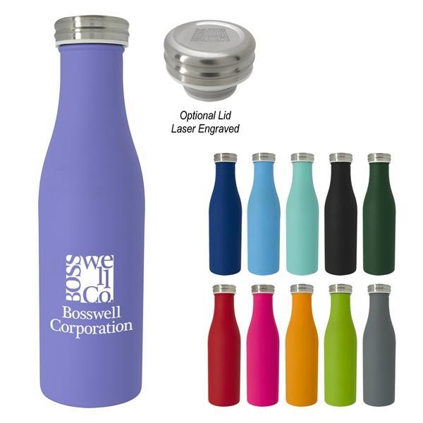 16 Oz. Solstice Stainless Steel Bottle