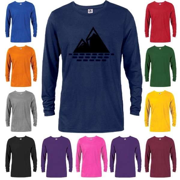 Unisex Performance Long Sleeve Winter T-