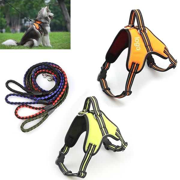 Small Cat and Dog Soft Mesh Vest Harnesses
