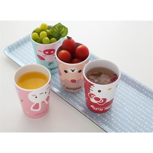 Reusable cups , melamine cups