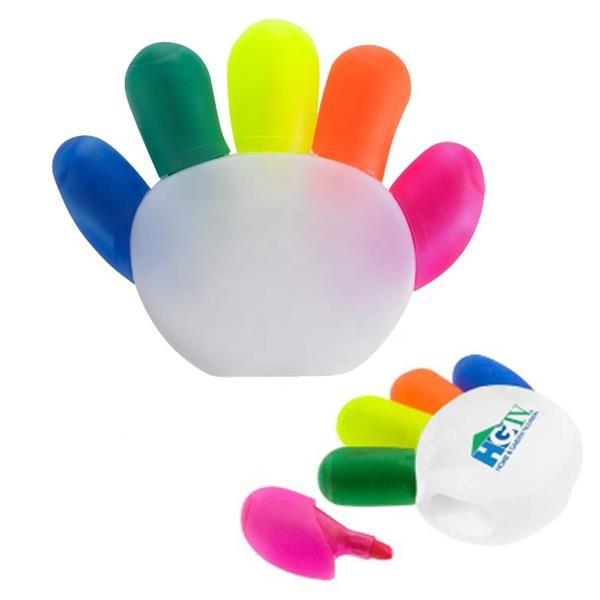 Hand shaped Highlighter