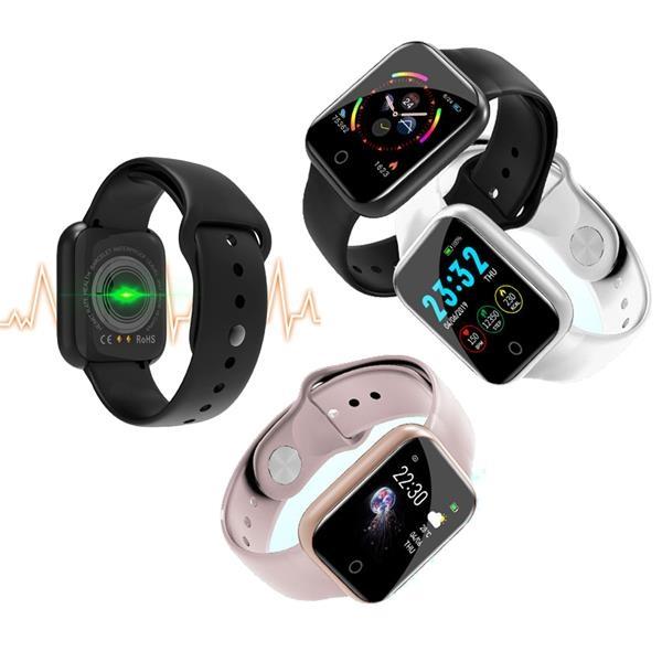 Fashion Waterproof Sport Smartwatch