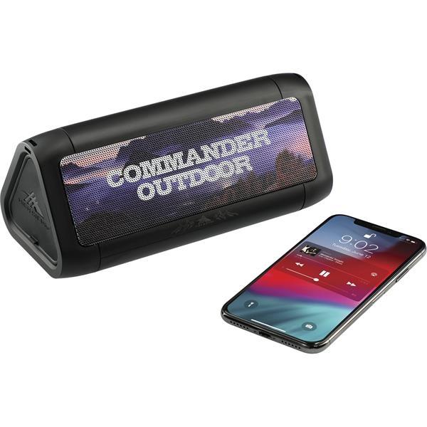 High Sierra Waterproof Speaker & Wireless PowerBan