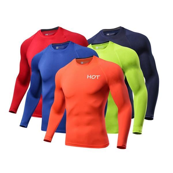 Men's Fitness Training Compression Shirts
