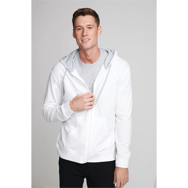 French Terry Zip Hoody