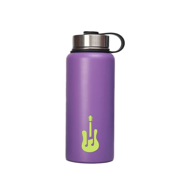 32 oz Wide Mouth Steel Tumbler