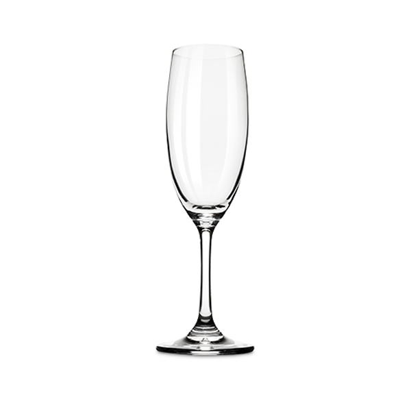 Cuvee Set of 4 Champagne Flutes by True