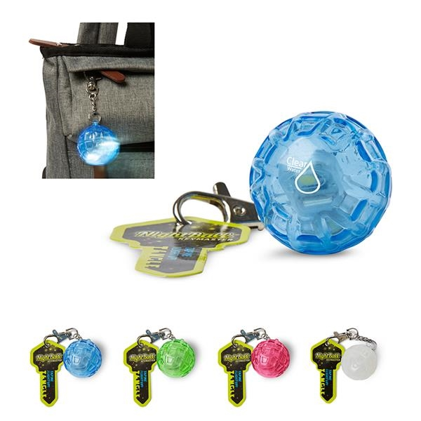Tangle Nightball Key Chain