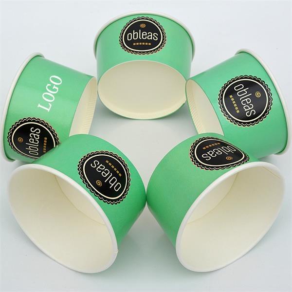 Custom 5oz Ice Cream Paper Cup