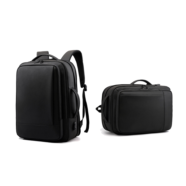 Multipurpose Luggage Backpack Suitcase Tote Bag