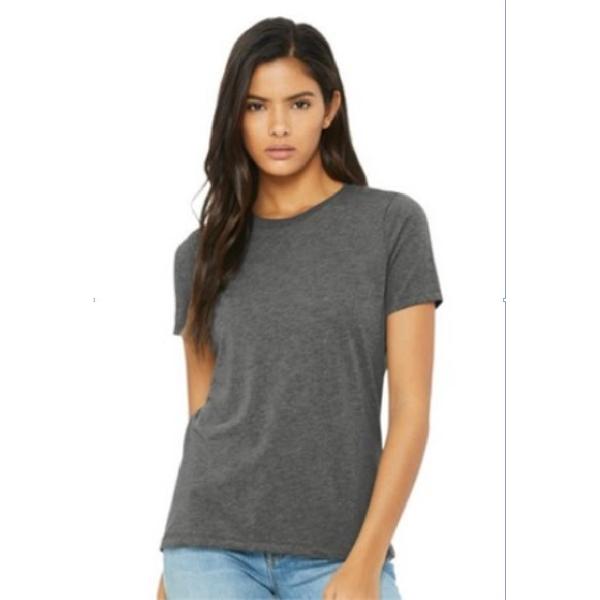 BELLA+CANVAS ® Women's Relaxed Jersey Short Sleeve Tee