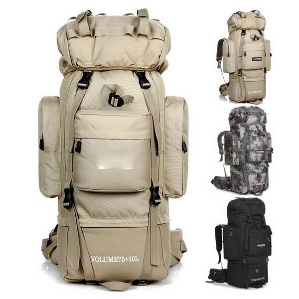 Nylon Big Capacity Backpacks for Outdoor