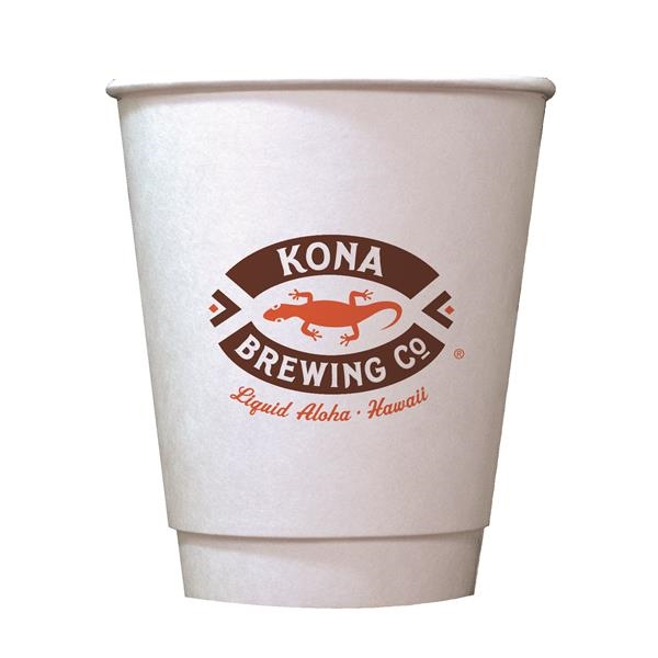Insulated Paper Cup, 8 oz