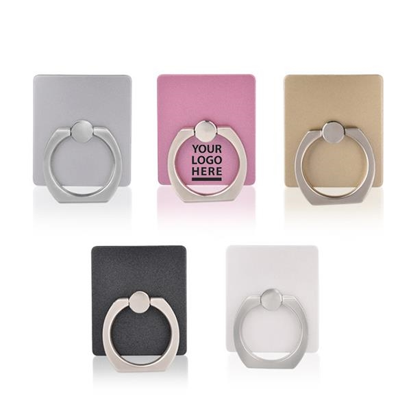 Twister Cell Phone Metal Ring Holder