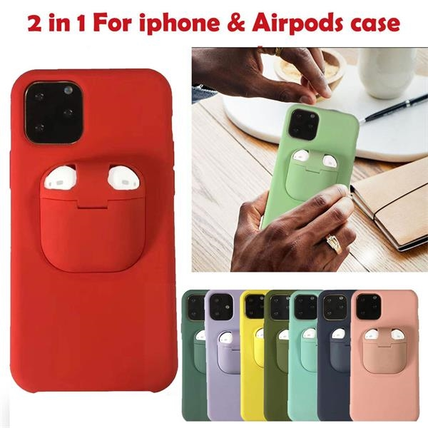 Airpood Holder Phone Case
