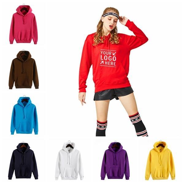 Unisex Hooded Pullover Sweatshirt