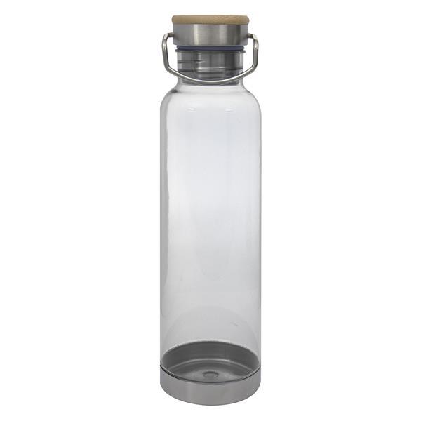27 Oz. Tritan Culver Bottle With Bamboo Lid