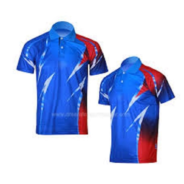 Sublimated Dry Fit Custom Women's Soccer Jersey Polo Shirts
