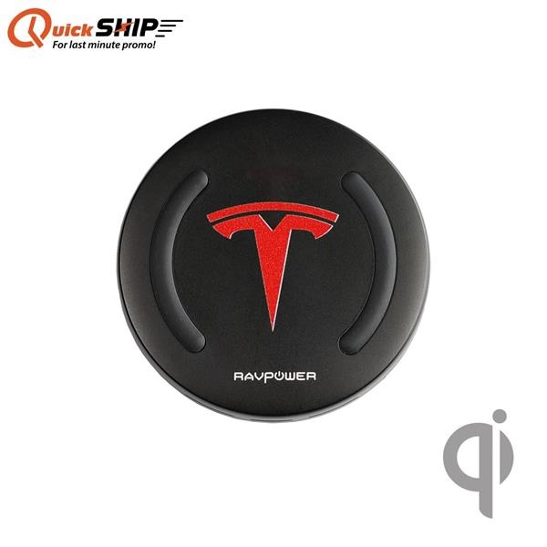 Wireless Charger Qi-Certified 10W Fast W