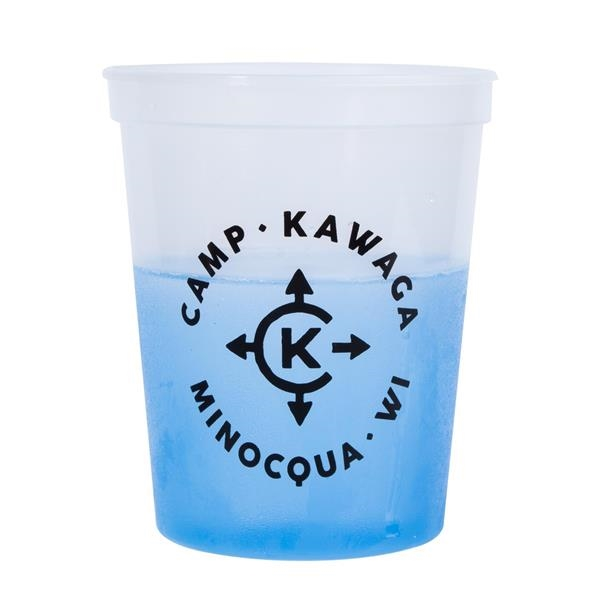 16 oz. CHEER Color Changing Stadium Cups