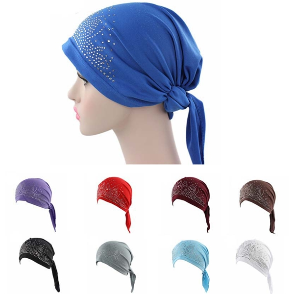 Sweat Wicking Beanie Absorptive Moisture-Wicking Dew Rag