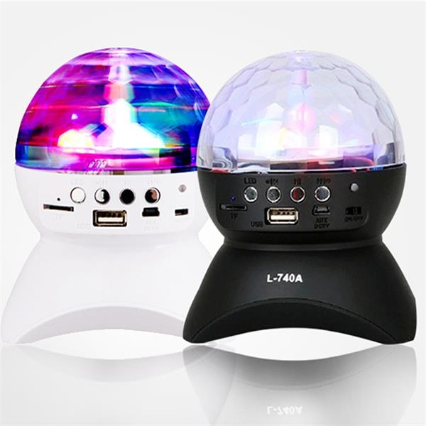 Light Wireless Creative Bluetooth Speaker