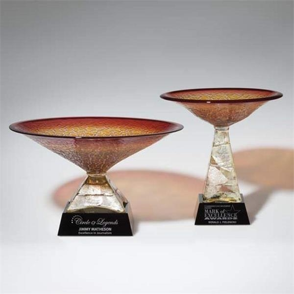 Giza Bowl Award on Black