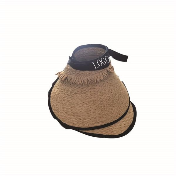 Foldable Paper Straw  Hat