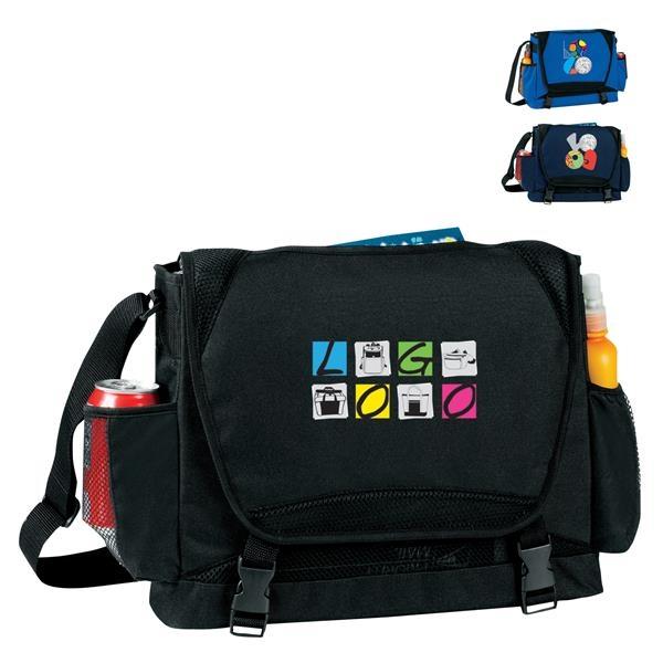 Cross-Country Messenger Bag