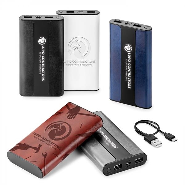 SOL-FABRIZIO   8,000mAh POWER BANK UL 2056