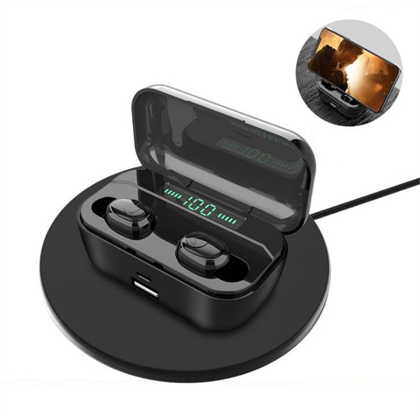 Wireless Earbuds & Charging Box