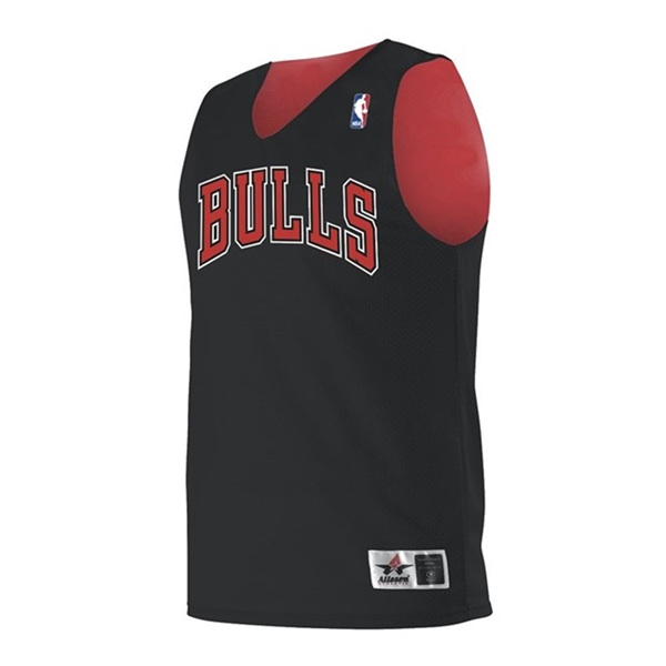 Alleson Athletic NBA Logo'd Reversible Jersey