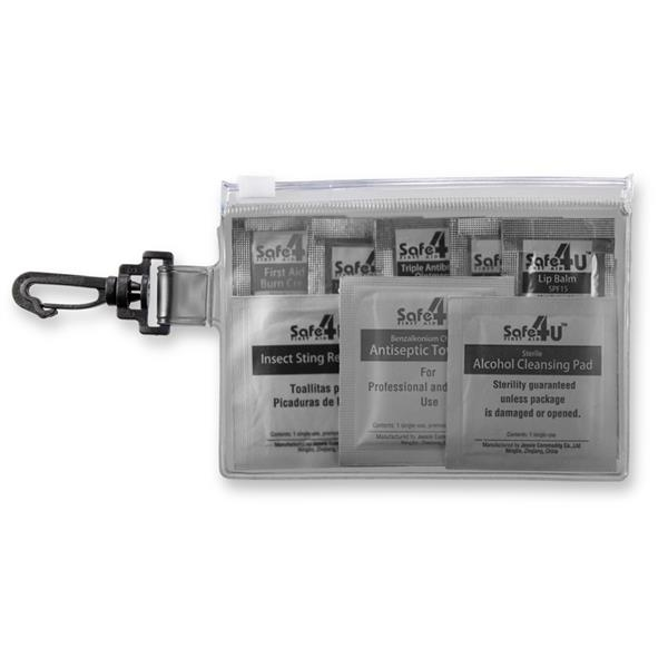 First Aid Kit in Pouch