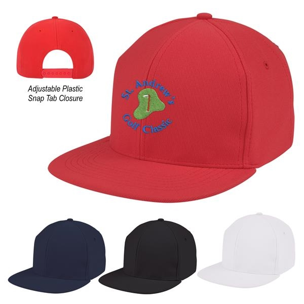 Tee Time Structured Cap