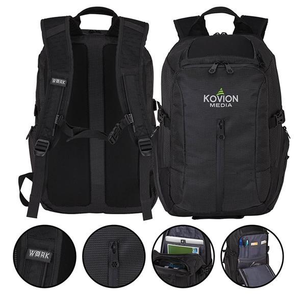 WORK® Pro II Laptop Backpack
