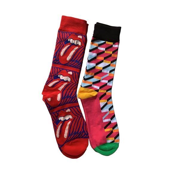 Custom Crew Socks w/ Knit-In Logo