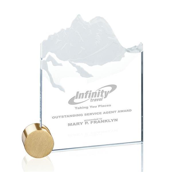 Hillstone Award - Starfire/Gold Circle