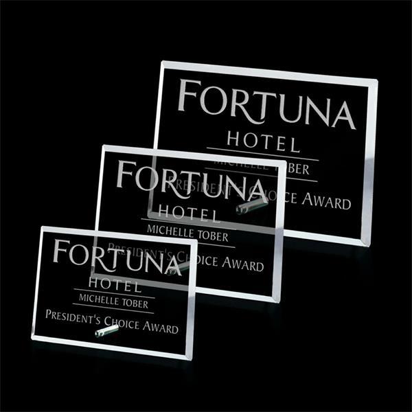 Windsor Rectangle Horizontal Award - Sta