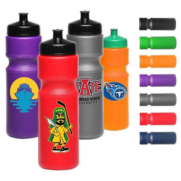 28 oz Larger Sports Bottle w/ Custom Imprint Water Bottle