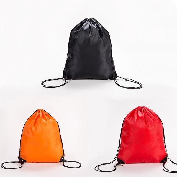 Polyester Drawstring Backpacks