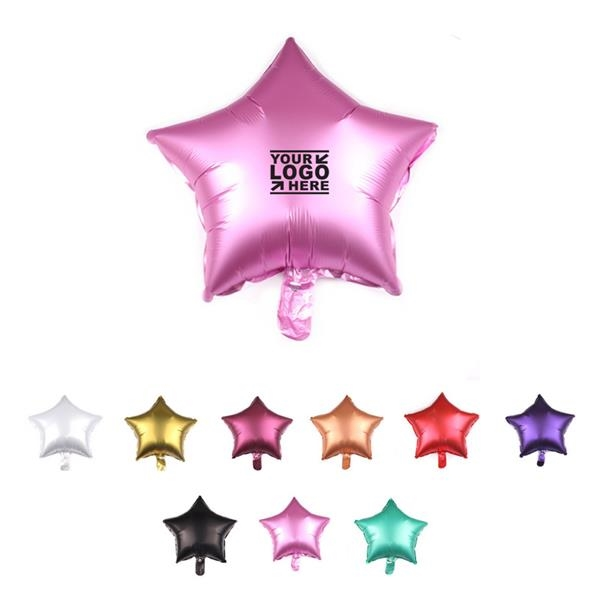 Five-pointed Star Balloon