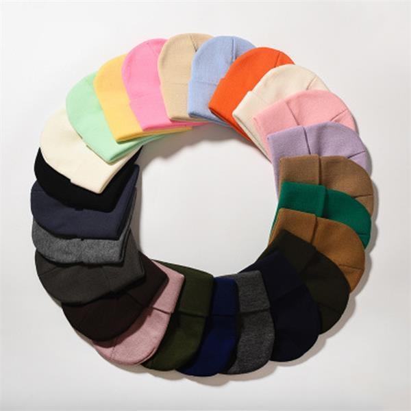 Winter Knit Beanie Cap/Toboggan Hat