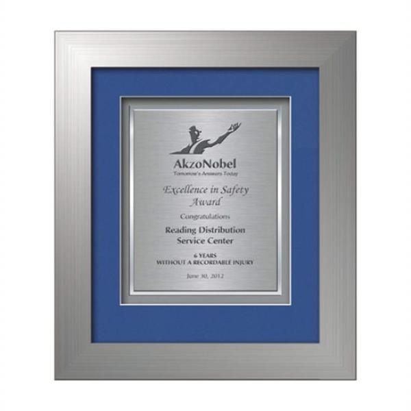 Premier Certificate TexEtch Vert - Silve