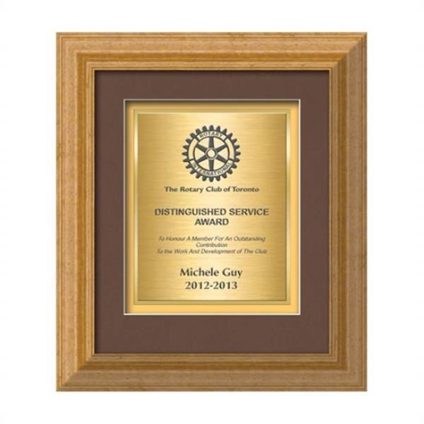 Terrene Certificate TexEtch Vert - Antiq