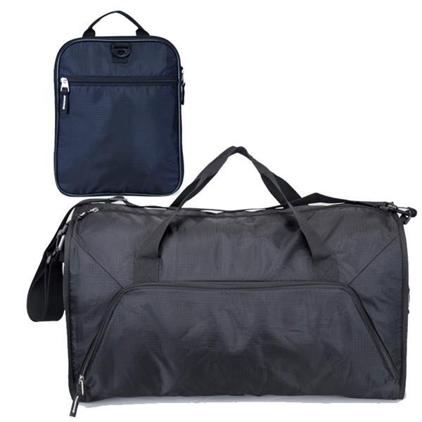 Packable Lightweight Ripstop Duffelbag
