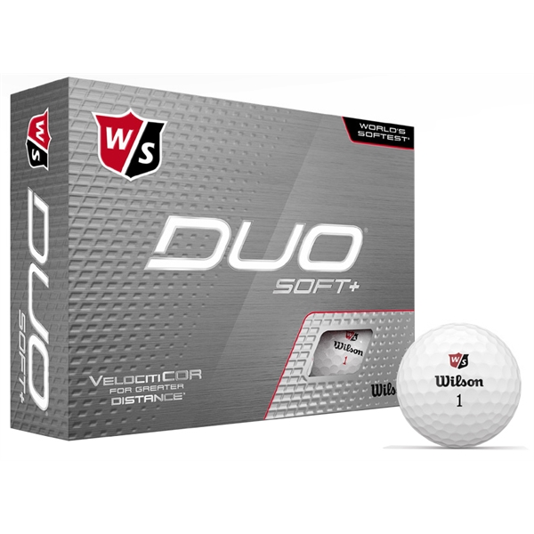 Wilson Duo Soft Spin