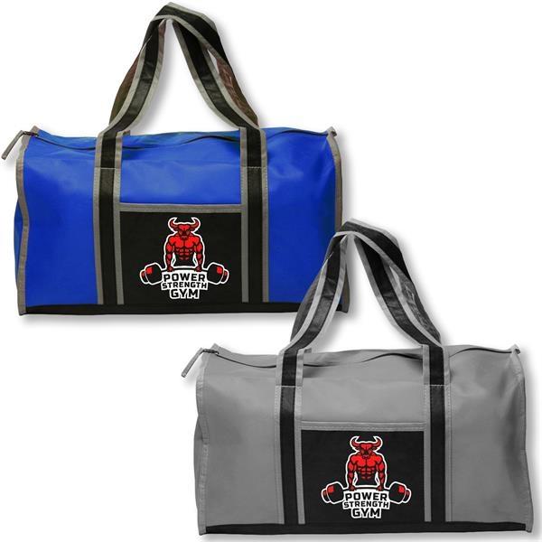 Non-Woven Gym Duffel Bags